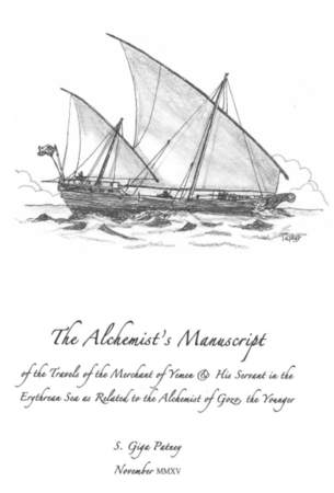 The Alchemist Manuscript by S. Giga Patney.png
